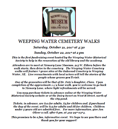 2017 09 27 WW cemetery walk