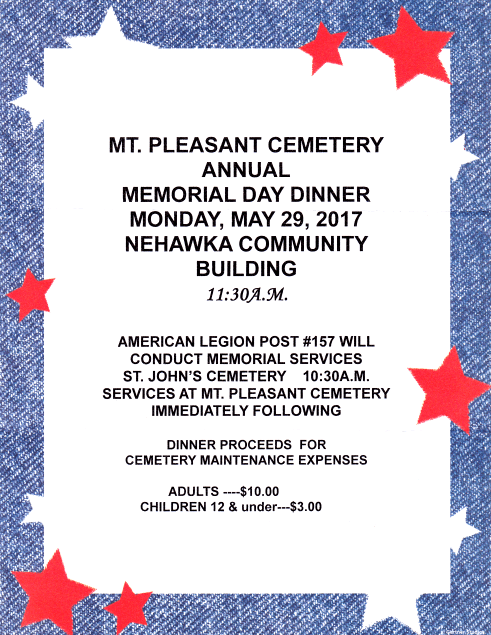 2017 05 17 NEH MEM. DAY DINNER 0001688