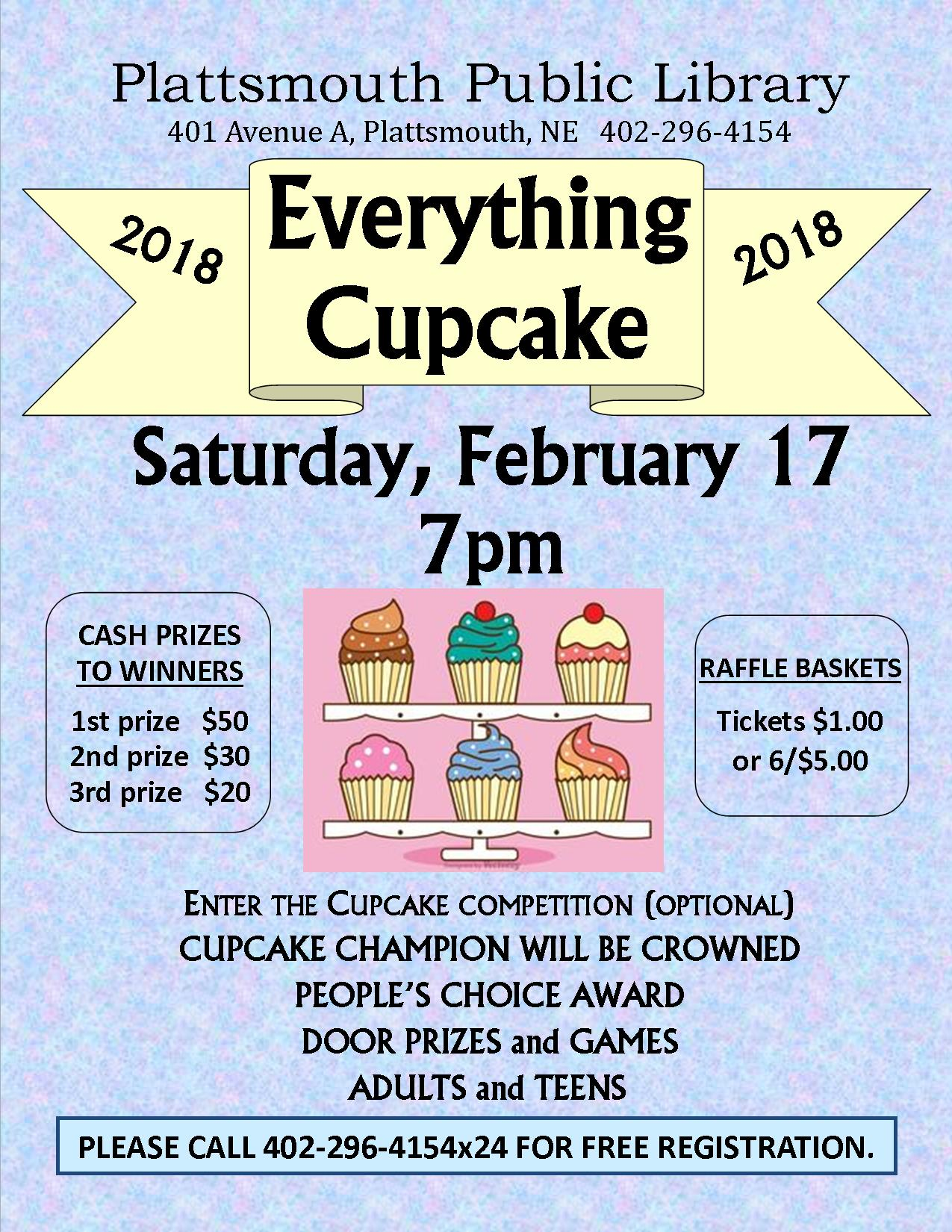 Everything Cupcake 20183237