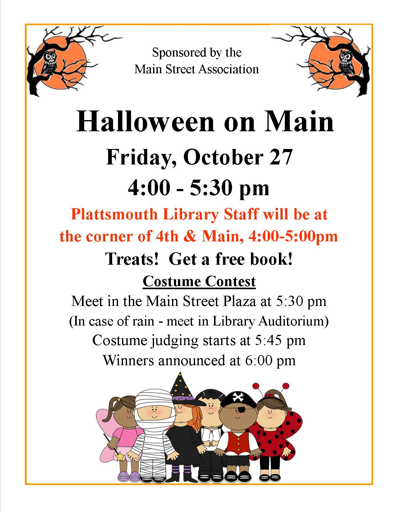 Halloween on Main2017